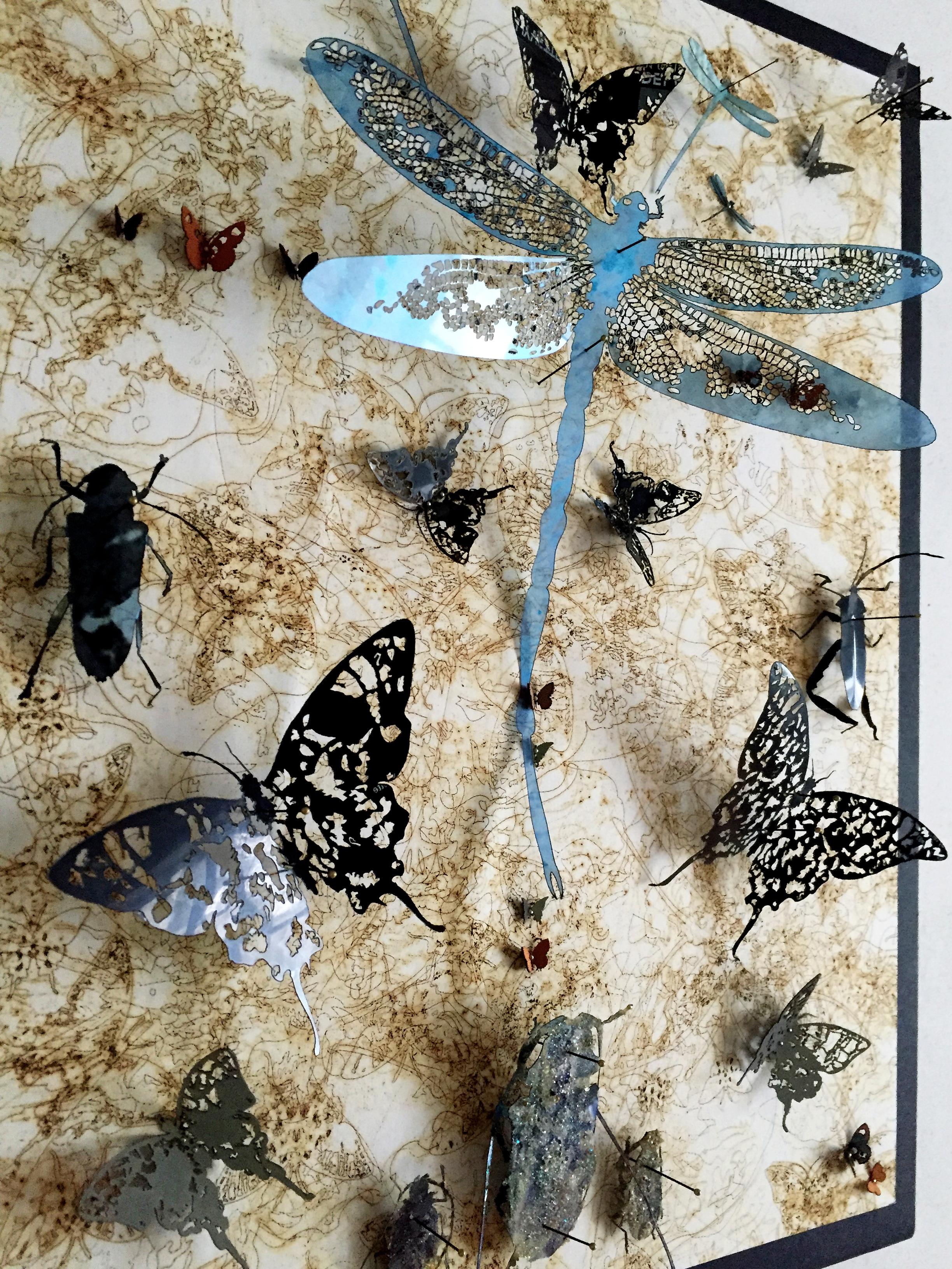 Amarger_artiste_2018_entomologiste-865-tableaux-detail-libellule.