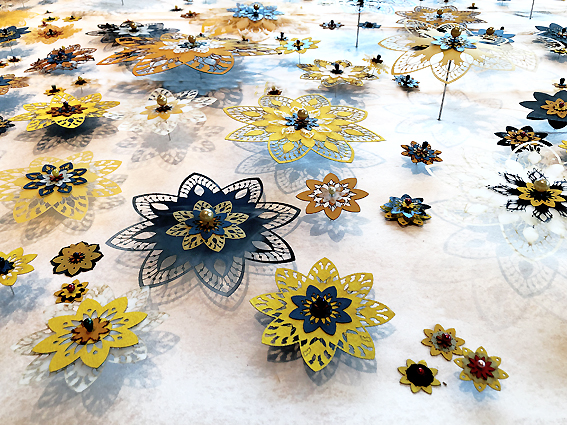 B-Amarger_artiste-textile_2019_parterre-montgeron_jaune03-detailbiais4